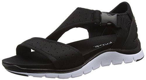 Blink Bcoin-sandall, Sandales ouvertes femme Noir - Noir (01)