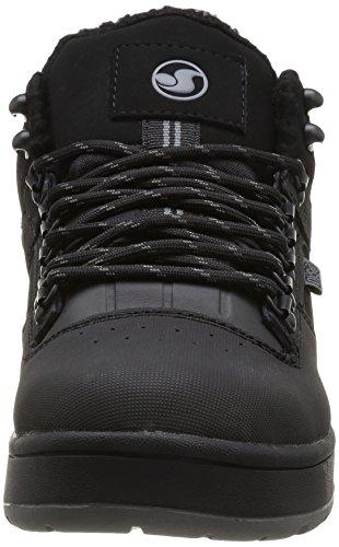 Snow Snow Black Stiefel Westridge Leather Herren Schwarz DVS Grey 1gBZqWw