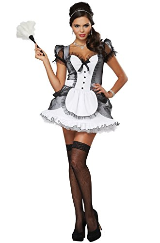 California Costumes Luxe French Maid