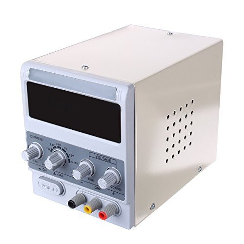HITSAN INCORPORATION 1502D DC Power Supply LED Display Mobile Phone Repair Power Test Regulated