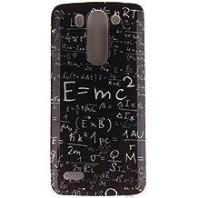 KATUMO® Funda LG G3 S, Protectora Carcasa Dura Case Cover para LG G3 S (LG G3 Mini) Funda Transparent Gel Silicona Carcasa Trasera[Resistente a los Arañazos]-Fórmula