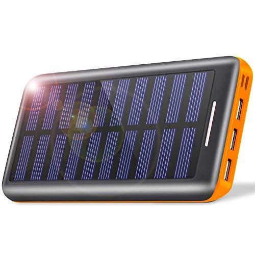 Power bank 24000mah kedron caricabatterie portatile caricatore wireless con display lcd digitale e 3 porte usb & 2 porte di entrata batteria per galaxy s8/+/iphone 8+/x e altri dispositivi usb