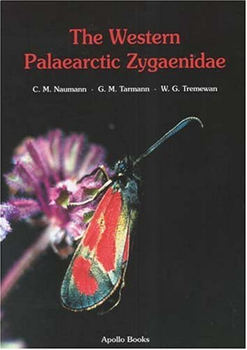 Western Palaearctic Zygaenidae por Clas M. Naumann