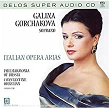 Gorchakova - Italienische Arien [SACD]