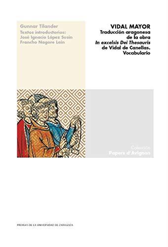 Vidal Mayor: Traducción aragonesa de la obra