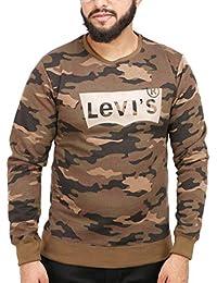 DELHITRADERSS® Imported Men's Cotton Winter Woolen Sweatshirt, t Shirt(Size-XXL)(not Orginal)