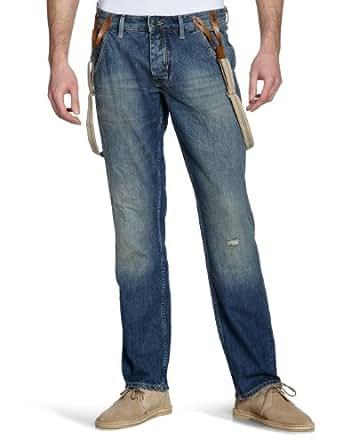 Mexx - Jean Straight Fit - Homme - Bleu (429) - Taille fournisseur: 30 (FR équivalent: 30 IN)