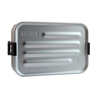 Sigg 8539 Metal Box Plus S Alu, S, Grau