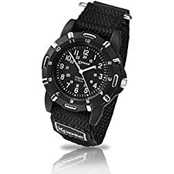 Sekonda Xpose Model 3928.05 Gents Analogue Quick Release Fabric Strap Watch