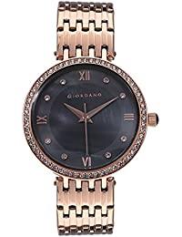 Giordano Analog Black Dial Women's Watch