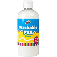Galt Toys Washable PVA Glue, 500 ml