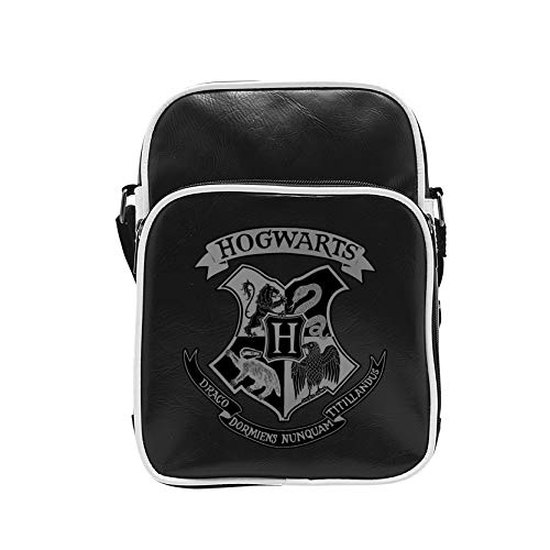 HARRY POTTER - Messenger Bag Hogwarts - Vinyl Small