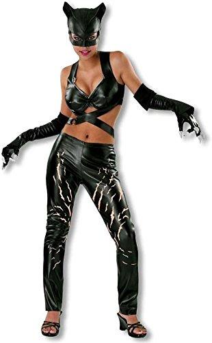 m M (Frau Catwoman Kostüm)