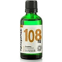 Öl von ROSMARIN Bio–100% reines ätherisches Öl–50ml preisvergleich bei billige-tabletten.eu
