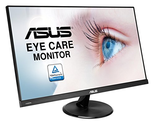 Deals For ASUS VP239H 23 inch Monitor (FHD, 1920 x 1080, IPS, Frameless, Flicker Free, Low Blue Light, TUV Certified) on Line