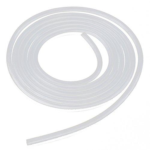Silikonschlauch - TOOGOO(R)2 Meter Silikonschlauch Silikonschlauch Druckschlauch hochflexibel 4*6mm