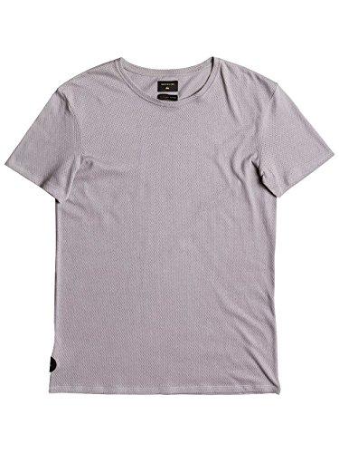 Herren T-Shirt Quiksilver Wao Mea T-Shirt sleet