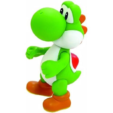 Nintendo - Super Mario Bros figura de acción (Yoshi) - 12cm, serie 1