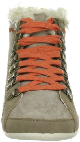 Coolway Duki Damen Fashion Sneakers Beige (Bge)