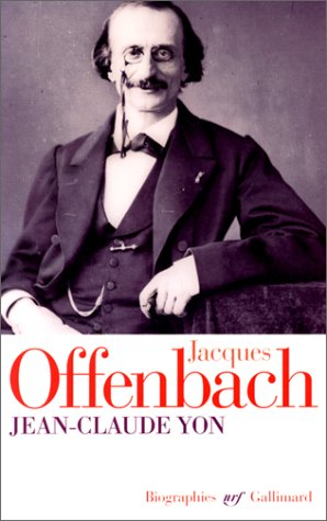 Biographie de Jacques Offenbach