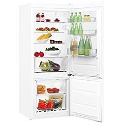 Indesit LR6 S1 W Freestanding 196L 75L A+ White fridge-freezer - fridge-freezers (Freestanding, Bottom-placed, A+, Electric, White, SN-T)