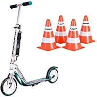 HUDORA Big Wheel Scooter Tret-Roller klappbar - City-Scooter
