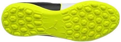 SCARPE DA CALCIO EVOTOUCH 3 TT UOMO Black-White-Safety yellow