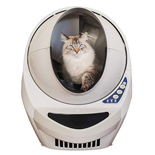 Litter-Robot Iii Open Air Automatic Self-Cleaning Litter Box by Litter-Robot (Cat Big Haustiere Katzenklo)