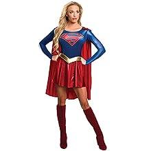 Rubie's Official Ladies Supergirl's Tv Series Adult Costume - Medium
