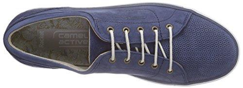 Camel Active Racket 71, Derby femme Bleu - Bleu jean
