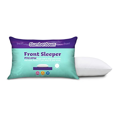 slumberdown-front-sleeper-pillow-white