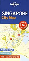 Lonely Planet Singapore City Map (Travel Maps)
