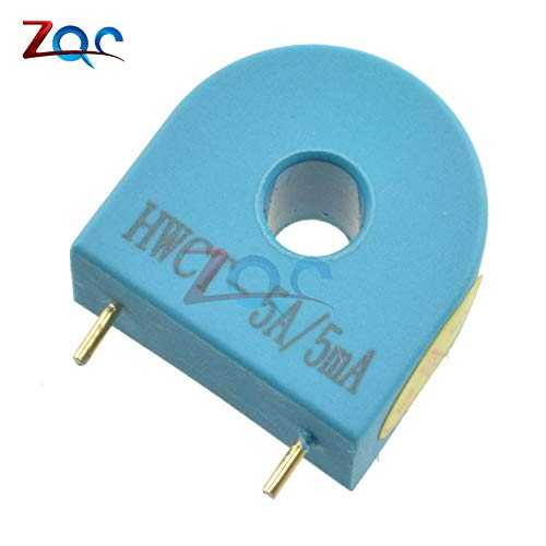 2pcs HMCT103C 5A/5MA Micro Current Transformator Sensor Modul Präzisions Kraft Mess Schutz 3000V Isolations Druck