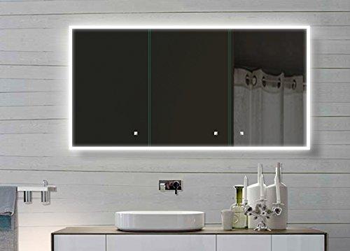 Spiegelschrank LED Bad Blum, 140 cm - 5