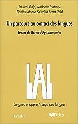 Un parcours au contact des langues