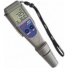pH Metro / Medidor de pH y Temperatura Waterproof Adwa ± 0,01 pH (AD12)