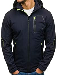 a5338b5cb6 Amazon.it: BOLF - Giacche e cappotti / Uomo: Abbigliamento