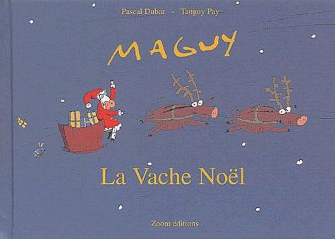 Maguy, la vache Noël