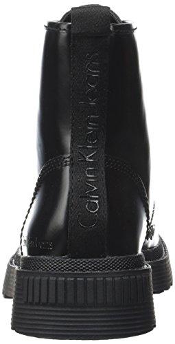 Rangers Calvin Noir Bottes Femme Box Black Annie Calf Klein rz7x7XBq