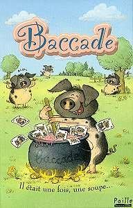 Editions Paille - Jeux de stratégie - Baccade, dès 5 ans
