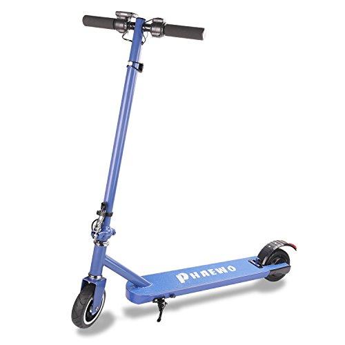 Der Elektroroller für Kinder Phaewo Wings X4 ist ein zusammenklappbarer Elektroroller, unser Zweirad Scooter hat 3 Geschwindigkeiten mit einer max Geschwindigkeit von 18 km/h und einer Ausdauer von 25 km, kommt mit einer kostenlosen Tasche
