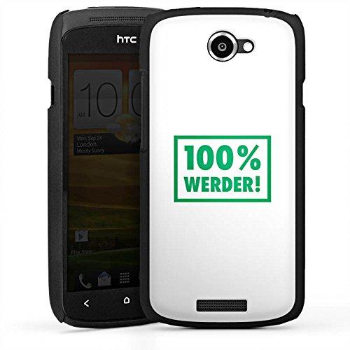 HTC One S Hülle Case Handyhülle SV Werder Bremen Fanartikel Bundesliga