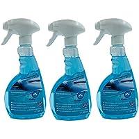 Scheibenentfroster Eisfrei 3 x 0,5L Spezial Entwicklung Scheibenenteiser Spray Verkratzen wird verhindert Verkehrssicherheit deutlich erhöht