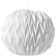 Boule Origami Blanche by ARTI