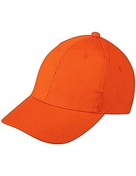 TOOGOO(R) estive Arancione per bambini Plain dei ragazzi delle ragazze del cappello dei bambini Junior berretto...