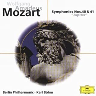 Mozart: Symphonies Nos 40 & 41 (B00004Z1AH) | Amazon Products