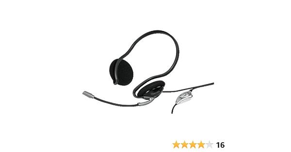 Hama Pc Nacken Headset Hs 45 Stereo Computer Zubehör