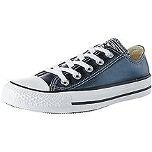 Converse Ctas OX Blue Fir/White/Black - Zapatilla Baja Unisex Adulto