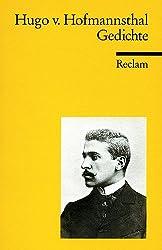Gedichte. Sammlung von 1922.