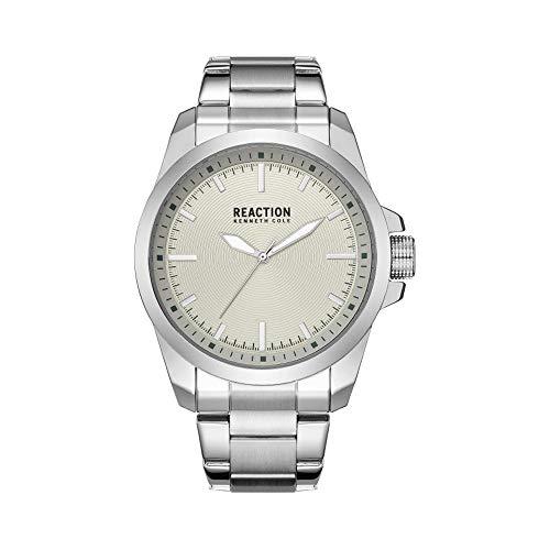 Kenneth Cole Reaction RK50090008 - Reloj de Pulsera para Hombre